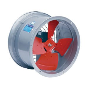 AF - Axial Duct Fan