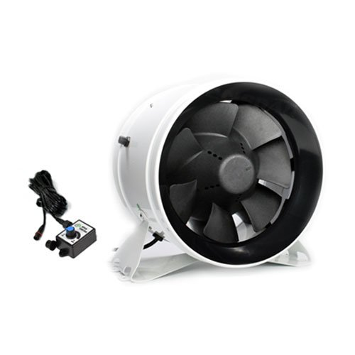 EC Mixed Inline Tube Fans
